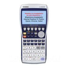 Genuine CASIO FX-9860G 2 II Programmable Graphing Scientific Calculator w/ Case