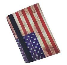 Bookcase Tablet Tasche für ARCHOS / Tyre24 Xenon Hülle USA 10.1 Zoll