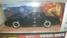 Knight Rider KITT Hollywood Rides JADA Die Cast Pontiac Firebird Trans Am 80s ty