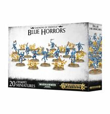 Chaos Tzeentch Daemons Blue Horrors & Brimstone Horrors NEW Warhammer 40k 40000
