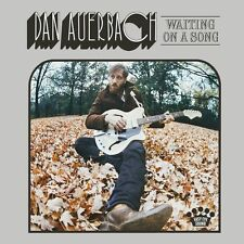 DAN AUERBACH - WAITING ON A SONG CD UK EDITION SEALED FREE P&P