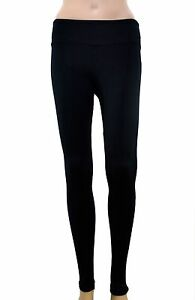 Good Quality Thick Matte Black Women Gym Fitness Leggings S M L Yoga Pants Tight