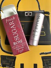 "Fresh Sugar Rose ""LIP TREATMENT w/SUNSCREEN SPF 15"" 0.07 Oz/2.2g With Box"