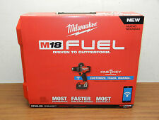 "Milwaukee 2705-22 M18 FUEL™ 1/2"" Drill/Driver with ONE-KEY™ Kit - New In Box"