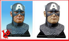CAPTAIN AMERICA Alex Ross Buste Marvel bust Diamond Select dynamic Forces # NEUF
