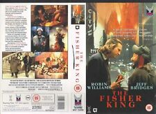 The Fisher King, Robin Williams VHS Video Promo Sample Sleeve/Cover #8794