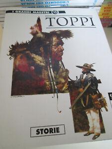 Toppi - Storie - I grandi maestri del fumetto - Edizioni Cosmo