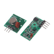433Mhz RF transmitter and receiver link kit for ARM/Arduino/MCU WL