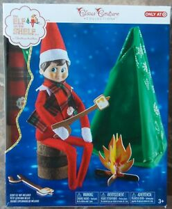 Elf on Shelf Girl or Boy Outfit ~ NEW Cheery Christmas Camper