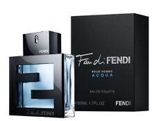 FAN DI FENDI POUR HOMME ACQUA-EDT-SPRAY-1.7 OZ-50 ML-AUTHENTIC-MADE IN FRANCE