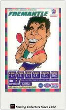 2007 AFL Teamcoach Trading Card Star Wild SW6 Brett Peake (Fremantle)