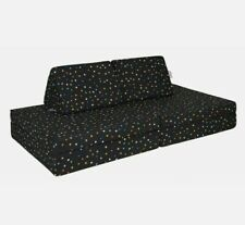 The Nugget Comfort Couch Kids- Confetti Dot Limited Edition - Ready To Ship!
