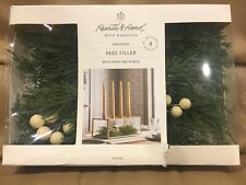 NEW Hearth & Hand Magnolia Holiday Decorative Filler Cypress Sage Joanna Gaines