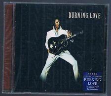 ELVIS PRESLEY BURNING LOVE CD NUOVO SIGILLATO!!!