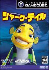 Shark Tale (2005) Brand New Factory Sealed Japan Nintendo Gamecube GC Import