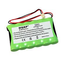 Hqrp Battery for Ademco Honeywell Lynxrien-A, Lynxrien-Ea, Lynxr-Ifr Replacement