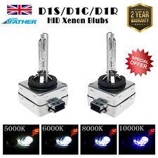 Pair D1S/D1R/D1C HID Xenon Bulb Car Headlight Lamp Blub For Audi A4 5K 6K 8K 10K