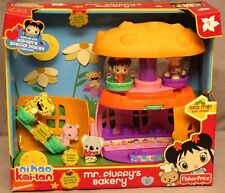 Ni Hao, Kai-Lan Mr Fluffys Bakery Part of Special Places Collection Brand New
