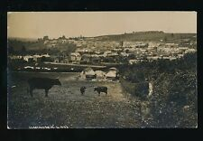 Somerset ILMINSTER General view used c1917? RP PPC
