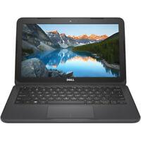 """Dell Inspiron 11 3180 11.6"""" Laptop AMD A6-9220e 4GB 32GB Windows 10 - Gray"""