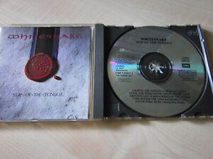 WHITESNAKE - Slip of the Tongue, CD Album, 1989
