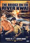THE BRIDGE ON THE RIVER KWAI (1957) NEW DVD