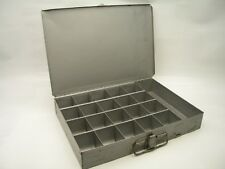 Compartmental Metal Storage Box, Electrical Repair Kit Box