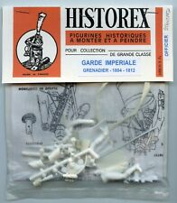 Historex - 54mm Guard Grenadier Officer WITH FLAG and EAGLE