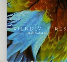 (DI955) Friendly Fires, Blue Cassette - 2011 DJ CD