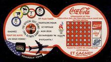 COCA COLA RARE SOUS BOCK DE COLLECTION 17 - NEUF LUXE