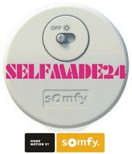 Somfy Sunis Intérieur WireFree RTS, Capteur solaire radio