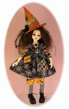 BJD pattern -Dress, pants, top, Halloween costumes for 27cm Plantedoll or MSD