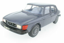 Stahlberg - Saab 99 GL 4-Door 1981 grey metallic + license plate 1:20 Finland