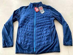 PING Norse Primaloft Zoned Jacket II Oxford Blue Medium