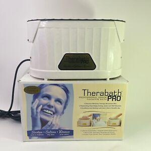 Therabath Pro Paraffin Wax Bath Model TB5 (No Wax) Open box