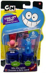 Dare-off Duos Collectible Figure Game Billy & Blooregard Figure 2-Pack