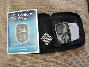 Bayer Contour Next Blood Glucose Monitoring System/Monitor/Meter **BRAND NEW**