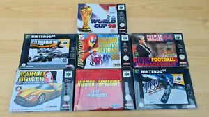 N64 Games Bundle
