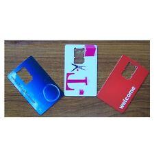 Piccolo STANDARD SIM CARD a grandi carta di credito TAGLIA SIM CARD CONVERTITORE / ADATTATORE