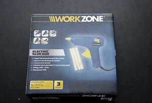 New & Boxed Workzone 78w Glue Gun