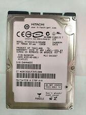 "Hitachi HTS541612J9SA00 120G SATA 5400 RPM,6.35 cm (2.5"") nootbook HDD"