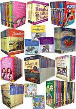 Enid Blyton Collection Books Box Set Famous Five, Secret Seven, Malory Towers