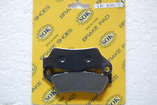 REAR BRAKE PADS BMW 1994-1999 R1100GS, 1993-2001 R1100R R1100RT, 1996-2011 R1100