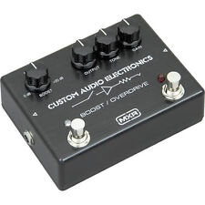 Custom Audio Electronics MC402 Boost Overdrive Effect Pedal