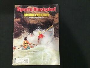 SPORTS ILLUSTRATED - August 1, 1977 - Running A Wild River down Colorado Rapids