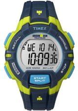 Relojes de pulsera fecha Timex de acero inoxidable