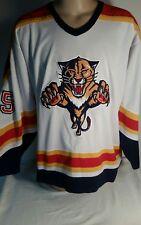 701a3551d Vintage Ed Jovanovski Florida Panthers Starter Jersey XL Stitched Sewn NHL