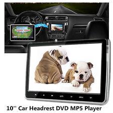 10.1'' 1024*600 TFT OSD Display Car Headrest DVD Game MP5 Player USB/SD/HDMI/FM