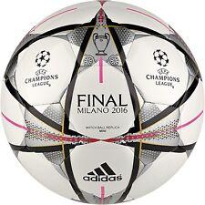 Adidas UEFA Champions League Finale Milano mini pelota talla 1 [ac5493]