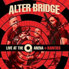 ALTER BRIDGE LIVE AT THE O2 ARENA + RARITIES 3 CD SET (Released 8/09/2017)